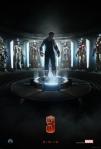 Marvel's Iron Man 3 Poster