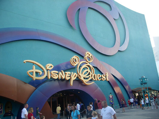 DisneyQuest to close in 2016